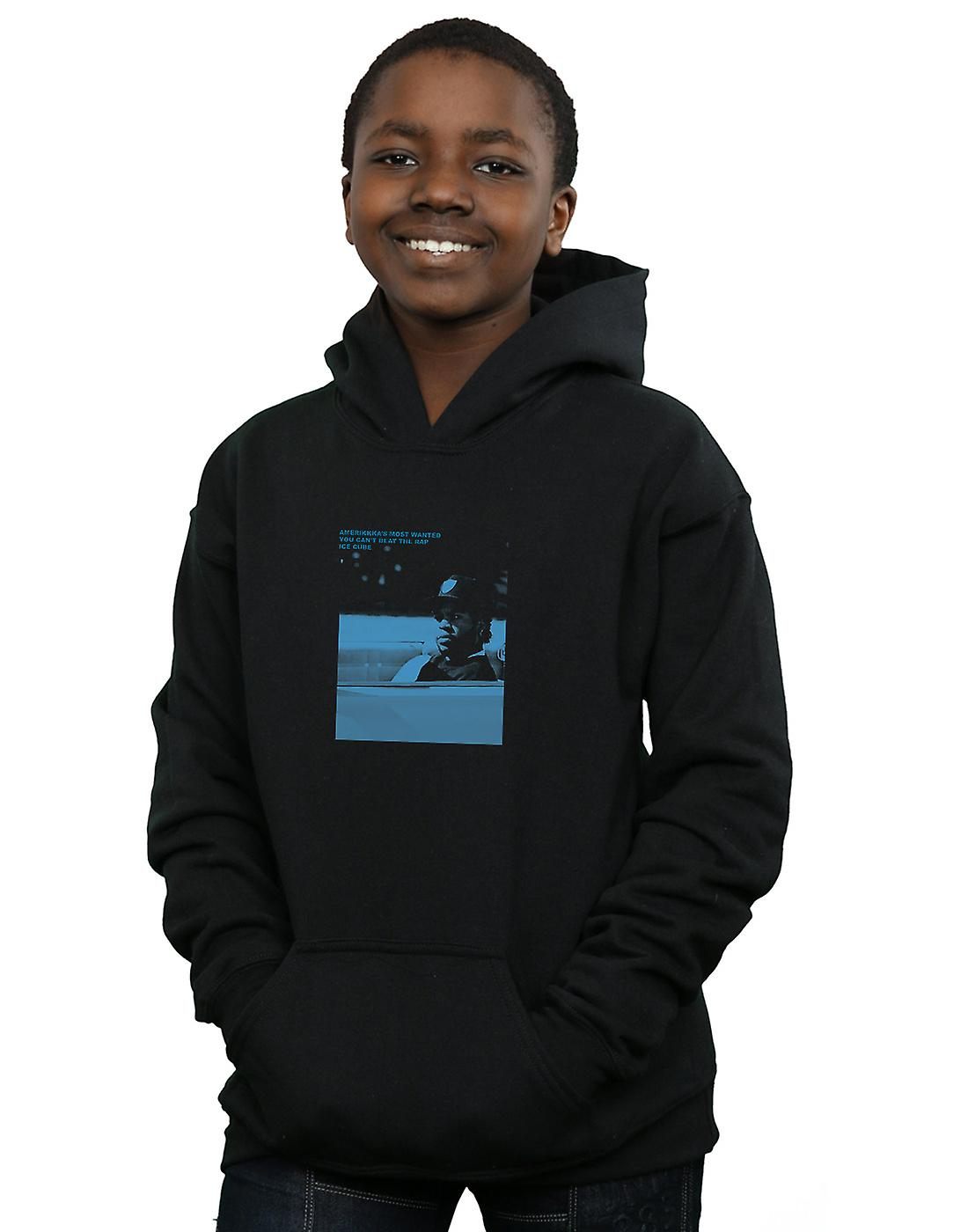 Ice Cube Boys Most Wanted Neon Hoodie
