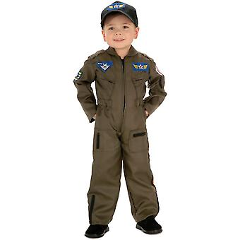 Air Force Pilot Child Costume