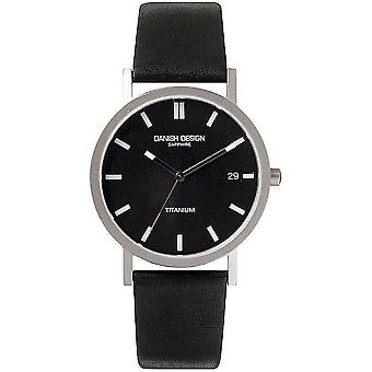 Danish design mens watch titanium watches IQ13Q323 - 3316102