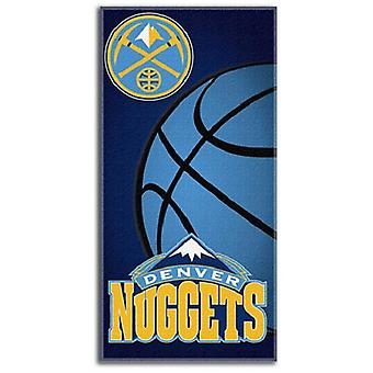 Denver Nuggets NBA Northwest Beach Bath Towel