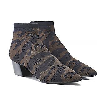 Зола Камиль камуфляж трикотажные носок ботинки