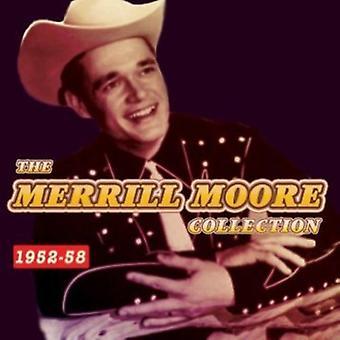 Importation de Merrill Moore - Merrill Moore-Collection 1952-58 [CD] é.-u.