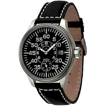 Zeno-watch mens watch OS pilot observer 8558 6OB a1