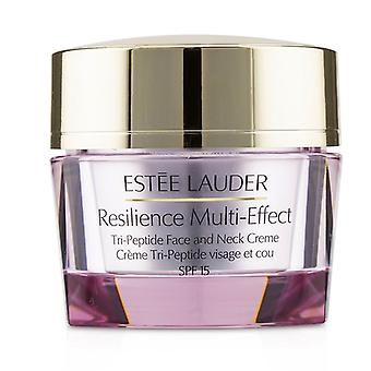 Resilience Multi-effect Tri-peptide Face And Neck Creme Spf 15 - For Normal/ Combination Skin - 50ml/1.7oz