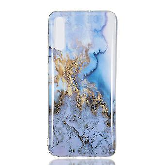 MTK Samsung Galaxy A70 TPU Marmor - Style F