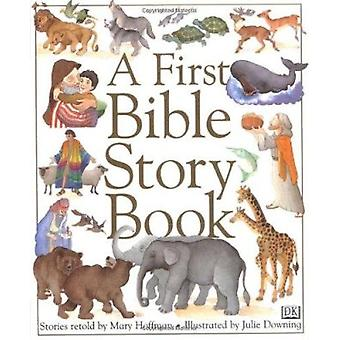 A First Bible Story Book by Mary Hoffman - Julie Downing - 9780789415