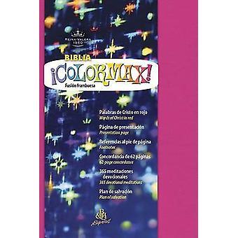 Colormax Juventud Biblia-Reina-Valera 1960 by Broadman & Holman - 978