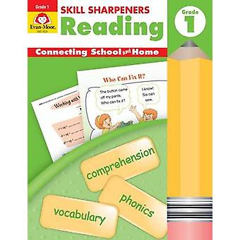 Skill Sharpeners Reading - Grade 1 by Evan-Moor Educational Publisher
