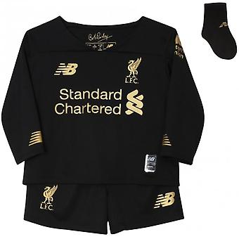 20-2020 Liverpool Home Goalkeeper Baby Kit