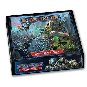 Starfinder Roleplaying gra-początkujący Box