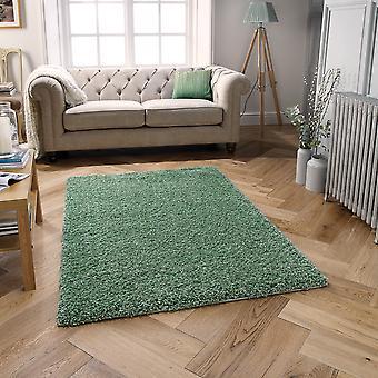 Harmony Sage Green  Rectangle Rugs Plain/Nearly Plain Rugs
