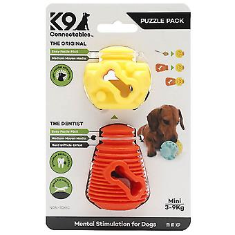 K9 Connectables Dog Puzzle Puzzle Pack (2 Piece)