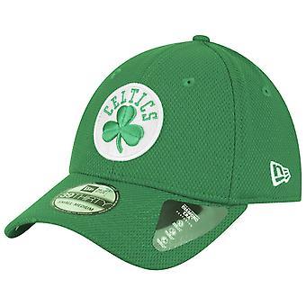 New Era 39Thirty Diamond Tech Cap - Boston Celtics