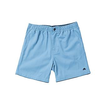 Chino Rugby Shorts - Sky Blue