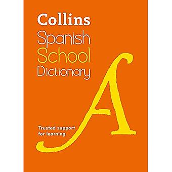 Collins Spanish School ordbog