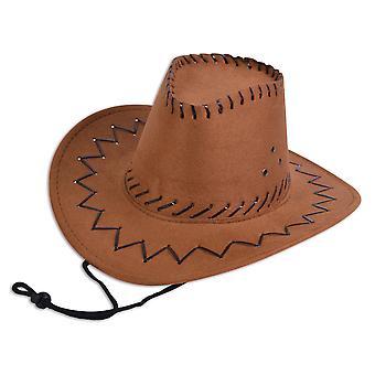 Bristol Novelty Niños/Niños Stitched Cowboy Sombrero
