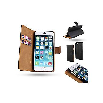 Iphone 5/5s/SE wallet leather case