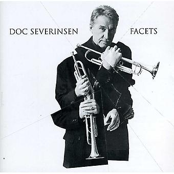 Doc Severinsen - sfaccettature [CD] USA importare
