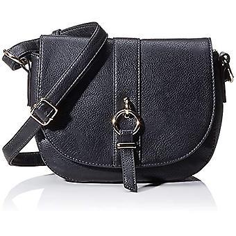 Tom Tailor Acc Sia - Black Women's Shoulder Bags (Schwarz) 23.5x16x8.5 cm (W x H L)