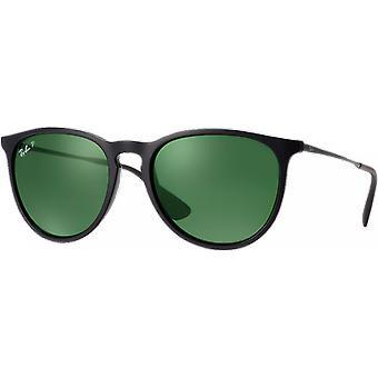 Ray-Ban Erika Black Polarized Green