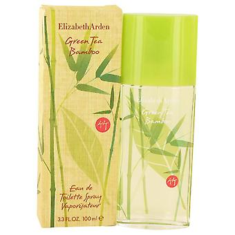 Green Tea Bamboo Eau De Toilette Spray By Elizabeth Arden 100 ml