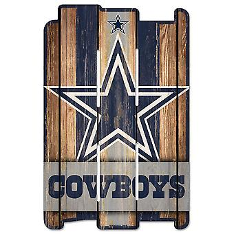 Wincraft PLANK Wood Sign Wood Sign - NFL Dallas Cowboys