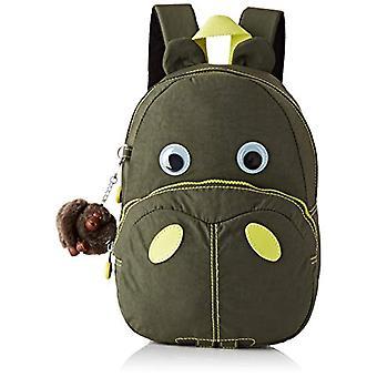 Kipling Hippo - Sac à dos pour l'école - 28 cm - Garden Grey C (Grey) - KI283745M