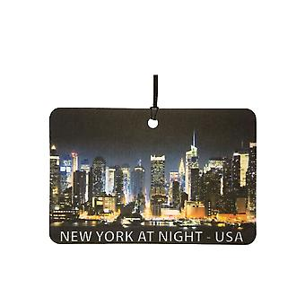 New York la nuit - USA Car Air Freshener
