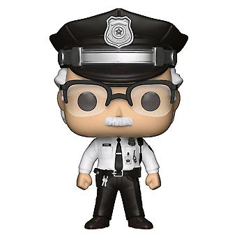 Stan Lee Cameo Captain America 2 the Winter Soldier US Pop!