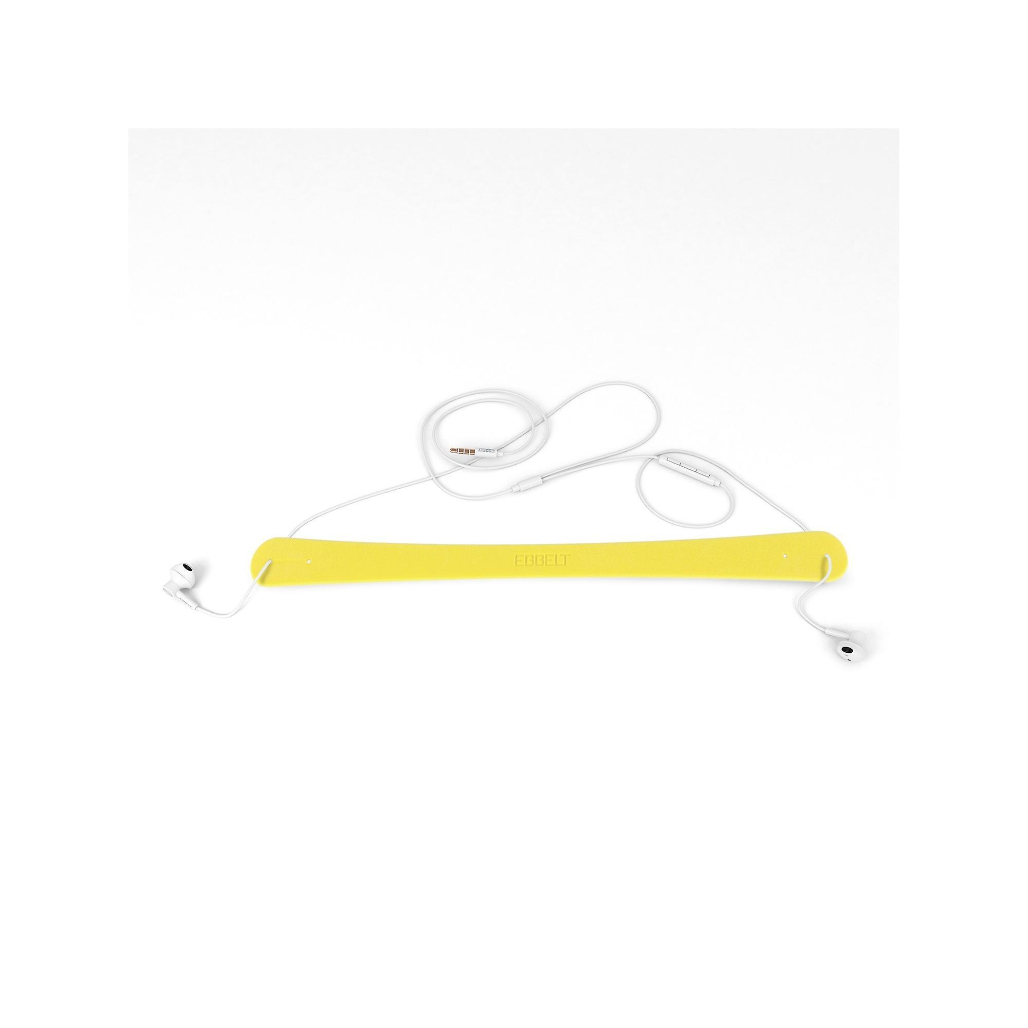 Auriculares Ebbelt Sport Yellow