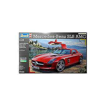Revell Mercedes Benz SLS AMG  Model Kit 07100  1:24