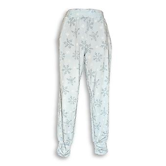 Anybody Women's Lounge Pants Cozy Knit Pajama Blue A345310