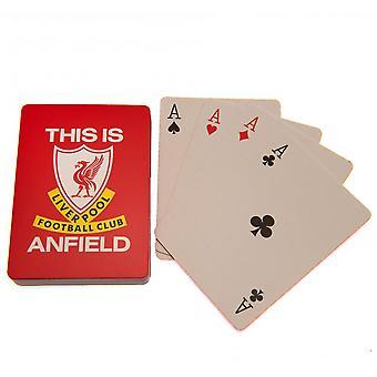 Liverpool FC Questo è Anfield Carte da Gioco