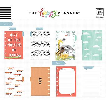 Happy Planner Mini Journaling Notebook W/80 Feuilles-Il a dit