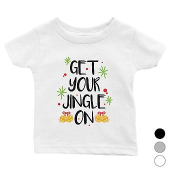 Holen Sie sich Ihre Jingle auf coolbaby Shirt Weihnachtsgeschenk