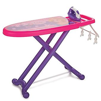 Pilsan children's ironing board 03188 with iron hanger clothespins from 3 years.