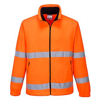 Portwest - Hi-Vis Safety Workwear Essential Fleece Jacke