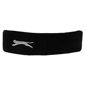Slazenger Unisex Headband Sweatband Stretchy Elasticated