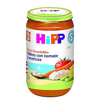 Hipp Potitos Noodles in Tomato with Hake 250 gr