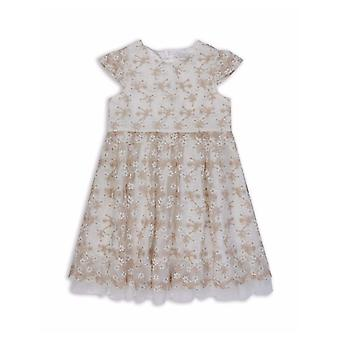 The Essential One Girls Special Occasion Intricate Organza Dress