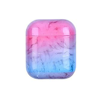 Protective case for AirPods - Pink and Blue