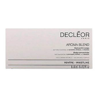 Platt mage Body Oil Koncentrat Aromablend Decleor