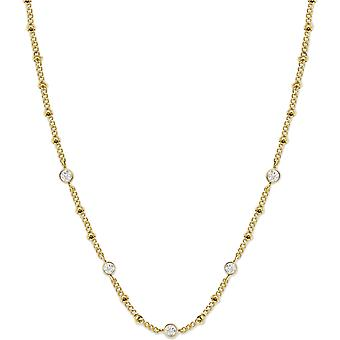Rosefield Women Stainless Steel Not Available Pendant Necklace JCSCG-J266
