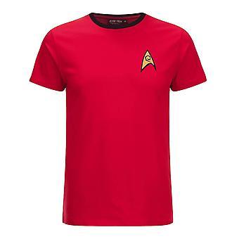 Men's Star Trek Engineering Uniform Costume T-Shirt