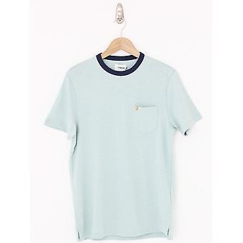 Farah Groove T.Shirt - Green Mist