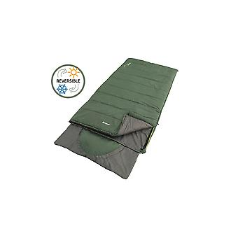 Outwell Contour Lux Sleeping Bag XL Green