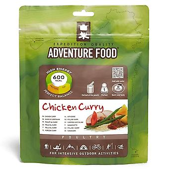 New Camping Hiking Food Adventure Food Chicken Curry Grey