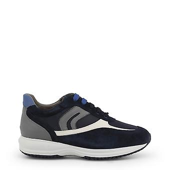 Geox Original Men Spring/Summer Sneakers - Blue Color 34700