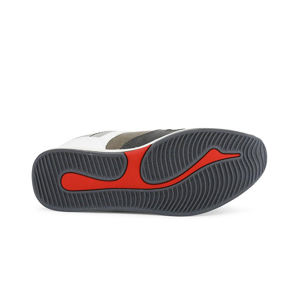 Duca di Morrone Original Men All Year Sneakers - Grey Color 29844 OBNKg2