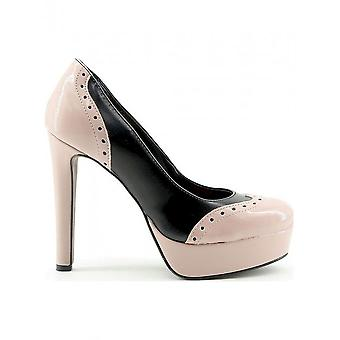 Made in Italia - Shoes - High Heels - GEMMA-NERO-CIPRIA - Ladies - mistyrose,black - 40
